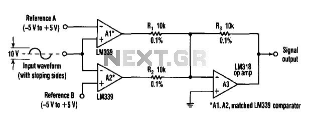 Harmonic Generator - schematic