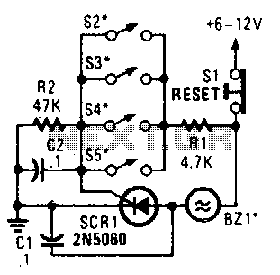 Parallel Loop Alarm Circuit