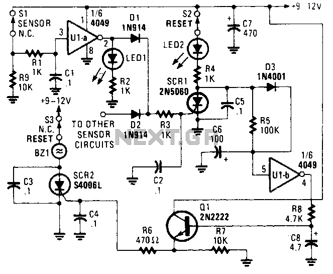 Delay Circuit Meter Counter Circuits Next Gr