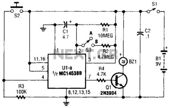 u0026gt  audio  u0026gt  ultrasonic circuits  u0026gt  ultrasonic transmitter circuit 555 l58780