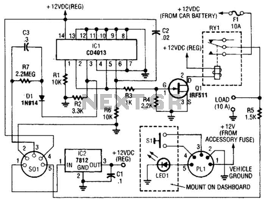 car circuit page 2   automotive circuits    next gr
