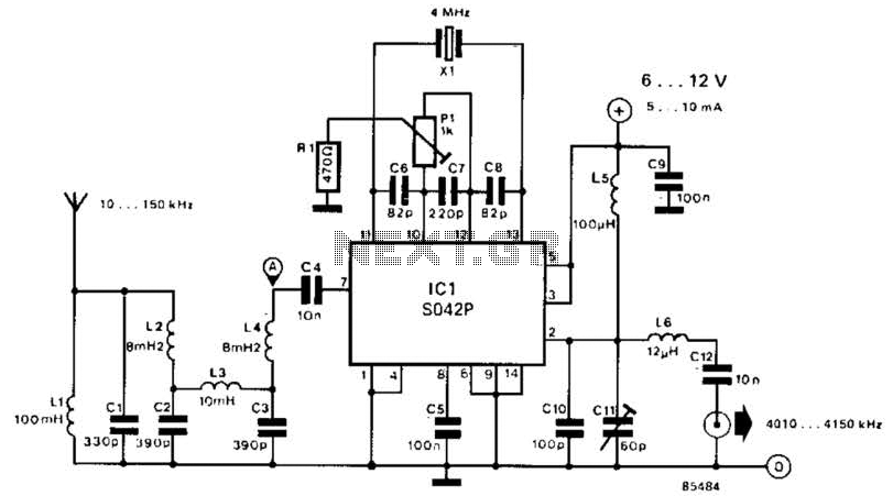 Ecl Ttltottl Translator Circuit Diagram Tradeoficcom