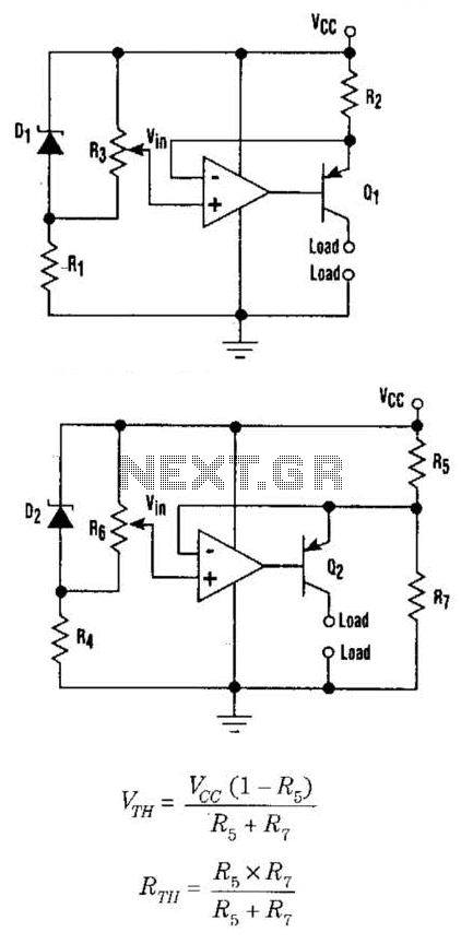 Sample And Hold With Offset Adjustment Circuit Diagram Tradeofic