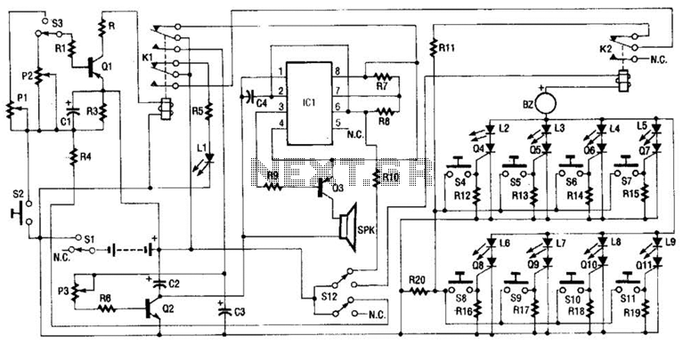 schematic quiz  u2013 powerking co