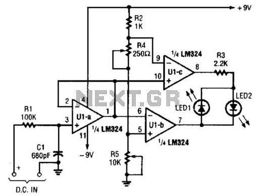 Simple Short Finder Circuit