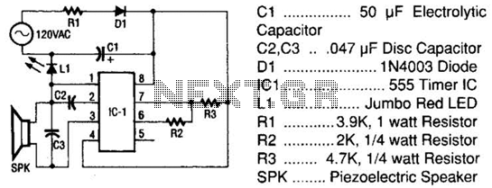 Ac Wiring Locator Circuit