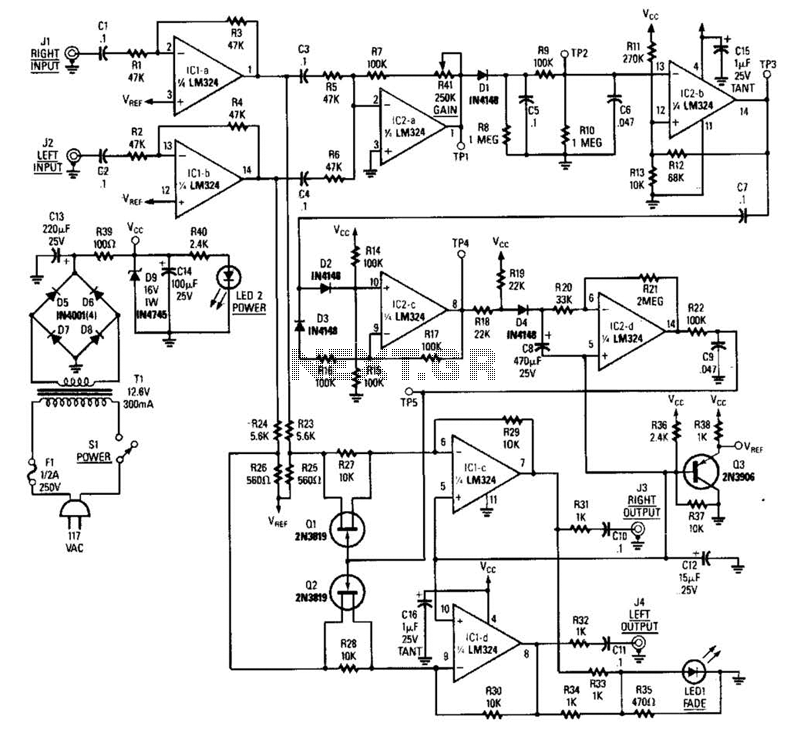 Radio Commercial Zapper Circuit