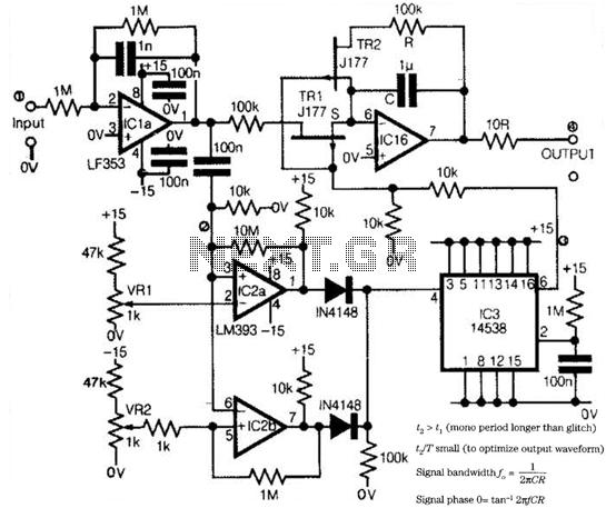 u0026gt  circuits  u0026gt  multitone siren l46924