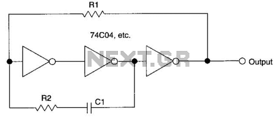 Quick view of Improved Cmos Multivibrator Circuit