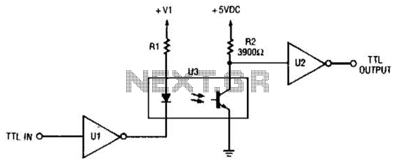 Quick view of Optocoupler circuits