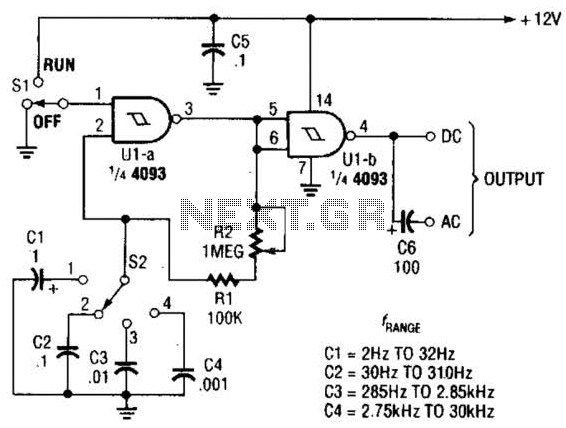 oscillator circuit page 6   oscillator circuits    next gr