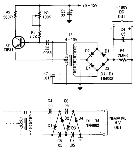 the quotgamesterquot circuit incorporates a voltage doubler circuitgt power supplies gt free energy circuits gt kapagen earth for the quotgamesterquot circuit incorporates a