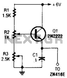 +1.5V Supply For Zn416E circuits