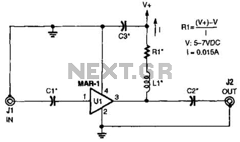 Receiver/Scanner Preamp Circuit