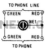 Telephone Ring Indicator Circuit