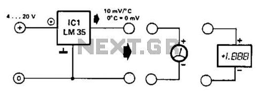 Hook Sensor Loop Circuit - schematic