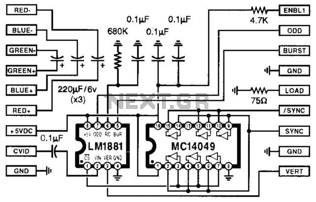 frequency meter circuit page 2   meter counter circuits