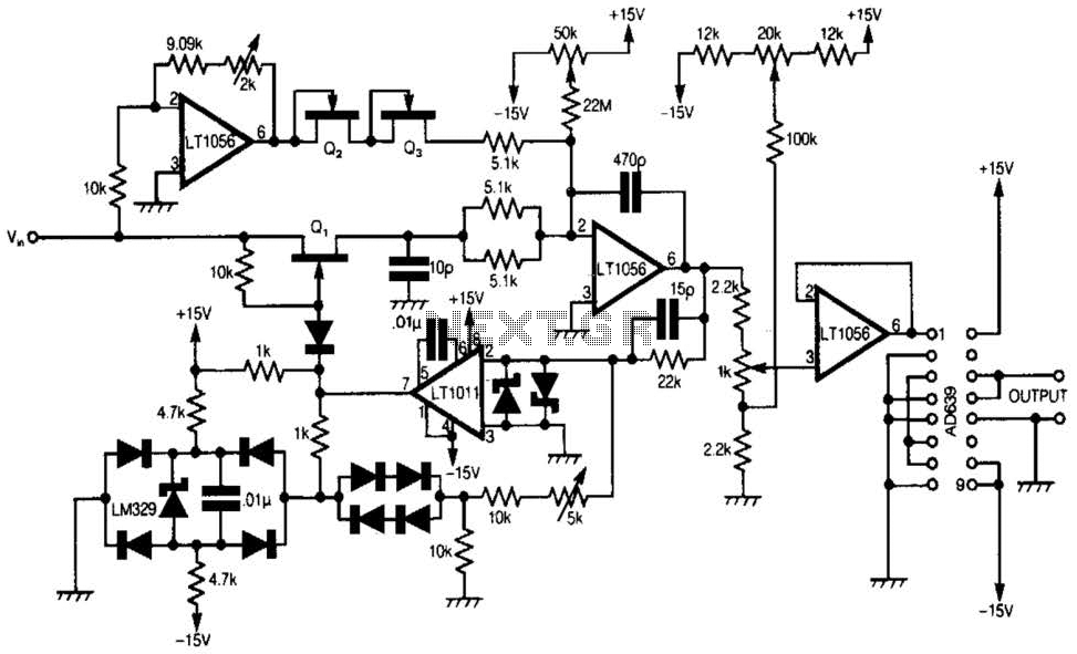 Frequency Doubler And Crystal Oscillator Circuit Diagram Tradeofic