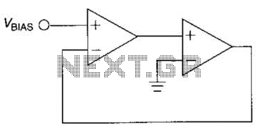 Vco Circuit Circuit - schematic