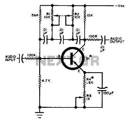 Q-multiplier filter circuit - img1