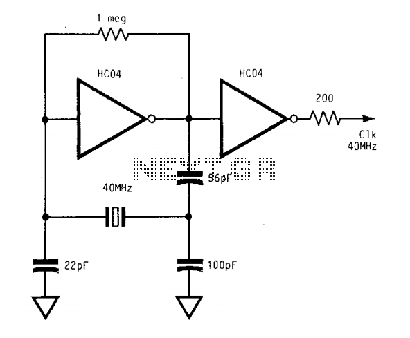 u0026gt  computer  u0026gt  various circuits  u0026gt  z80 clock circuit l11935