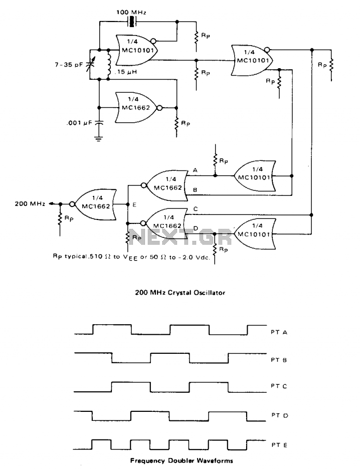 crystal oscillator circuit oscillator circuits next gr rh next gr