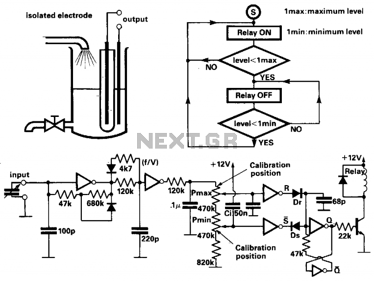 Motor Control Circuit Automation Circuits Next Gr