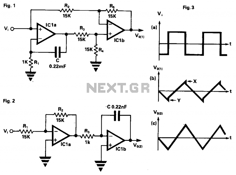 square wave oscillator circuit   oscillator circuits    next gr