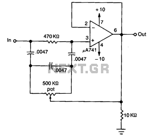 audio filter circuit page 2   audio circuits    next gr