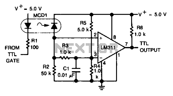 Digital transmission isolator 