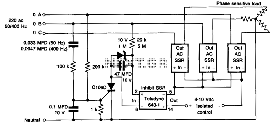 phase detector circuit diagram  u2013 powerking co