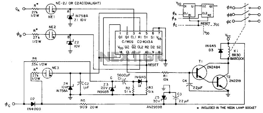 sensor circuit page 3   sensors detectors circuits    next gr