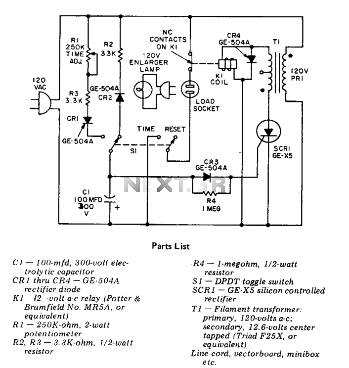 timer circuit page 2   meter counter circuits    next gr