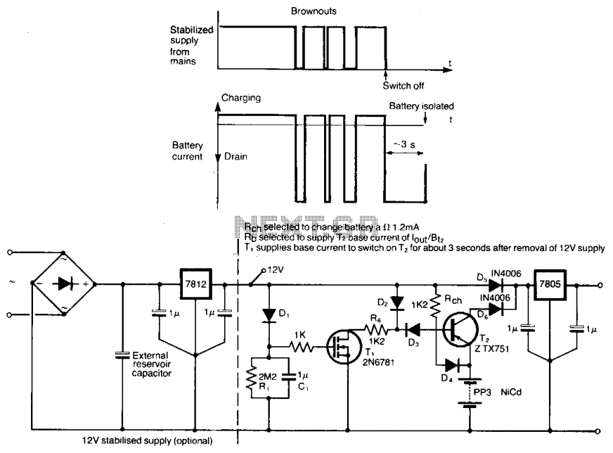 5V supply  - schematic