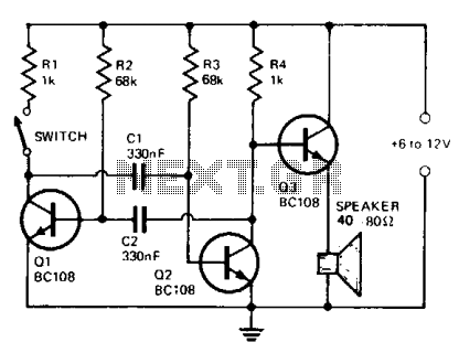 Magnificent Siren Circuit Security Circuits Next Gr Wiring Digital Resources Antuskbiperorg