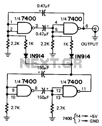 Hee-haw  - schematic