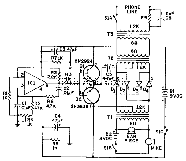 telephone circuit    next gr