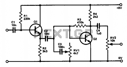 Results page 5, about 'préamplifier audio'  Searching circuits at