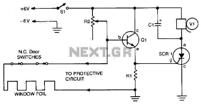 alarm circuit   security circuits    next gr