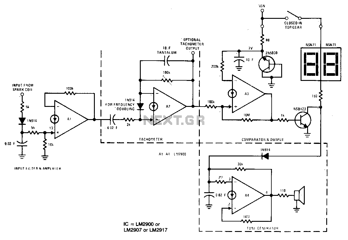 Popular Circuits Page 48 Repo Projects 5 555and4017ledchasercircuit Images 4017png High Speed Warning Device