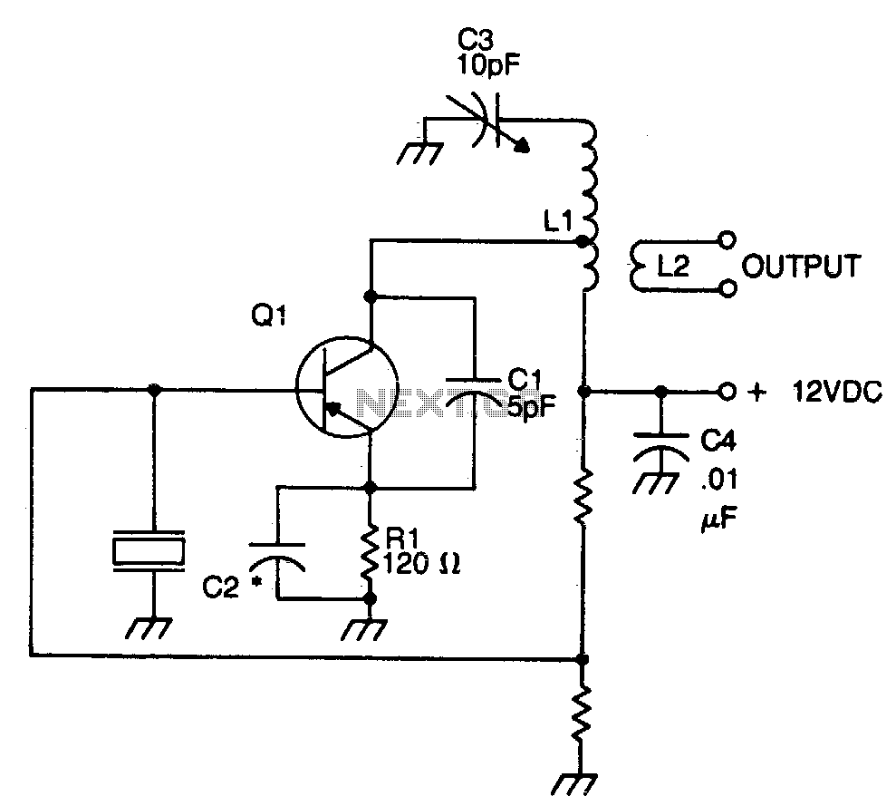 frequency doubler and crystal oscillator circuit diagram tradeofic rh frana co