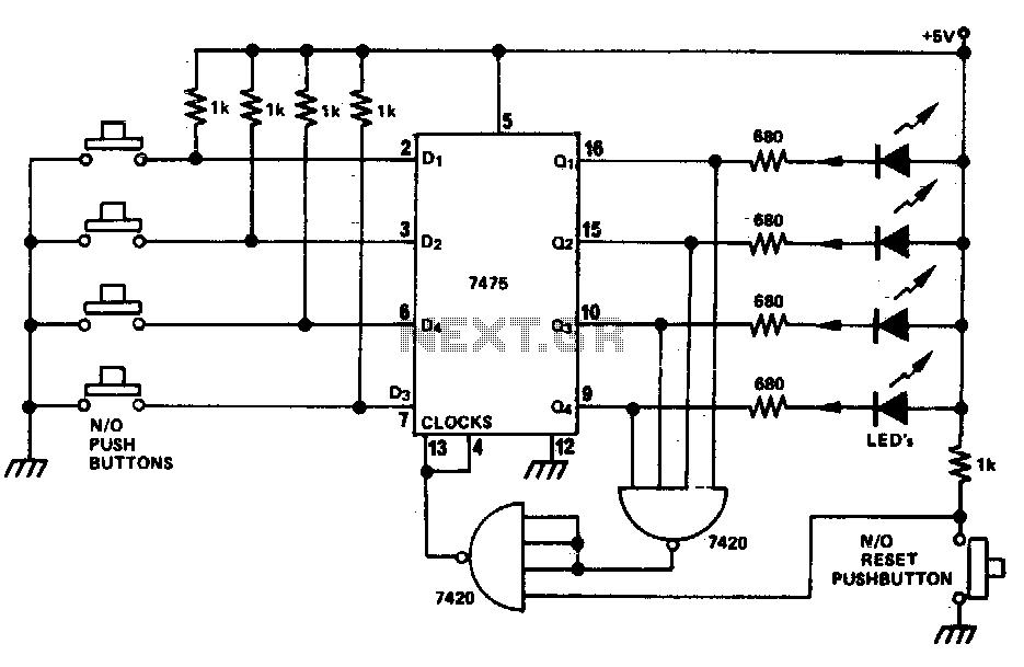 Fantastic Quiz Game Buzzer Schematic Circuit Diagram Template Wiring Digital Resources Funapmognl