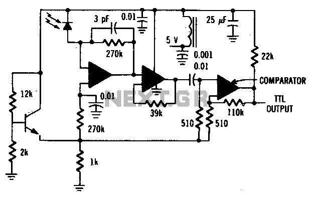 light sensor circuit   light laser led circuits    next gr