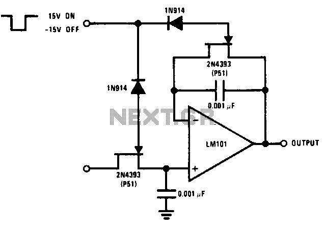 meter circuit page 5   meter counter circuits    next gr