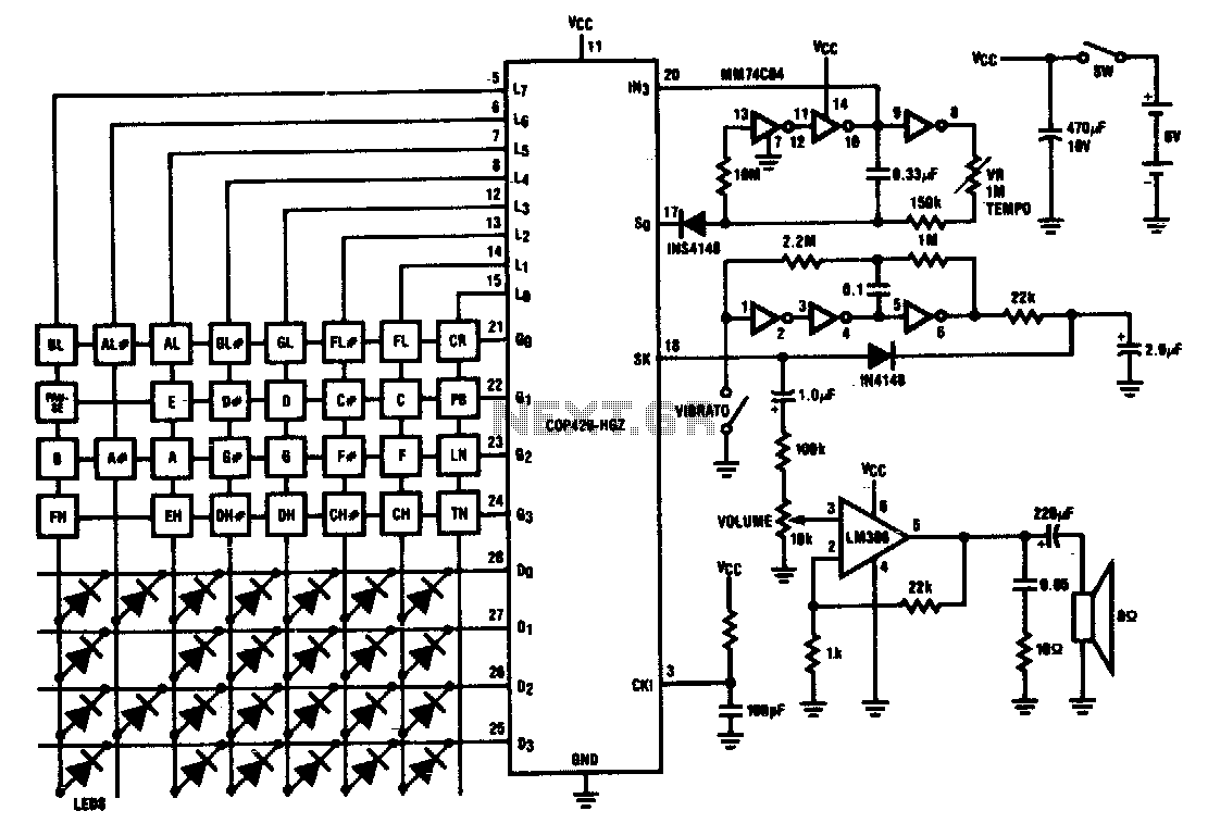 Results Page 11 About Dark Activated Led Searching Circuits At Or Lamp Flasher Preprogrammed Single Chip Microcontroller