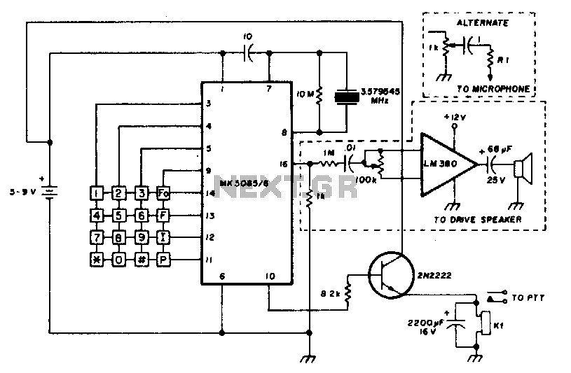 decoder logic diagram