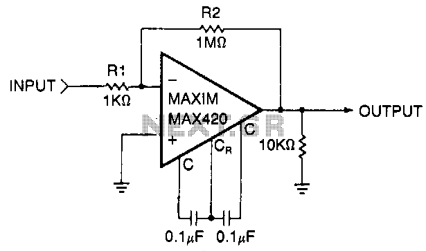 15V-chopper-amplifier - schematic