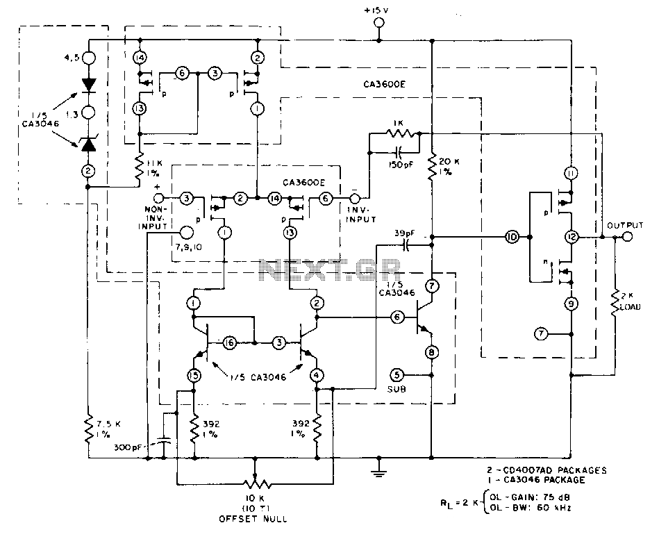 Amplifier-for-signal-supply