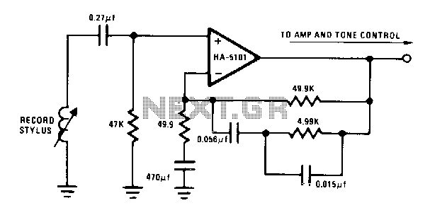 audio preamplifiers circuits   audio circuits    next gr