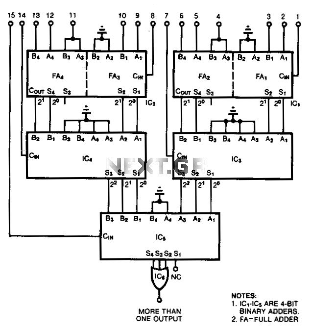 Rs232-to-cmos-line-receiver - schematic